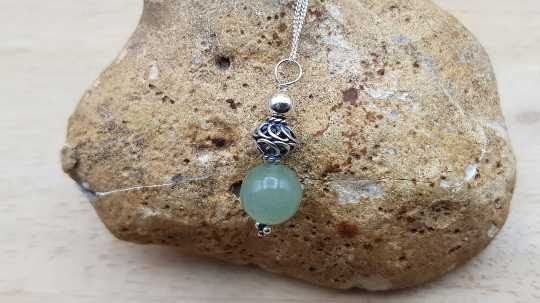 Small Green Aventurine pendant